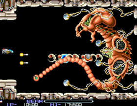 R-Type, gioco super difficile